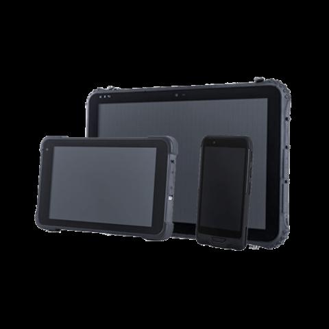Verschiedene Industrie-Tablets