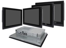 hematec Panel-PCs der HIPEC-2931 und HIPEC-17X0 Serien