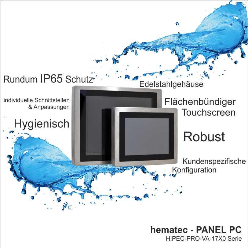 hematec Panel PC performance