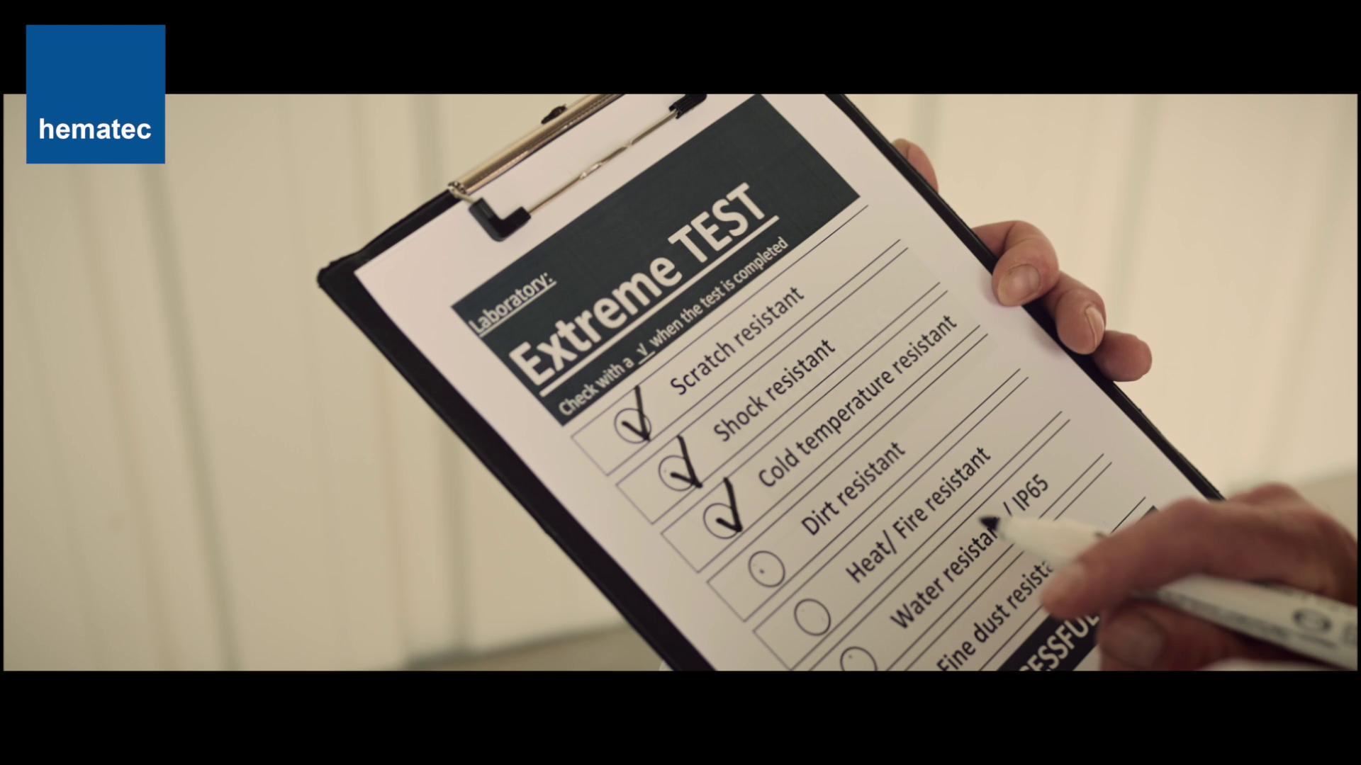 hematec - Extremtest