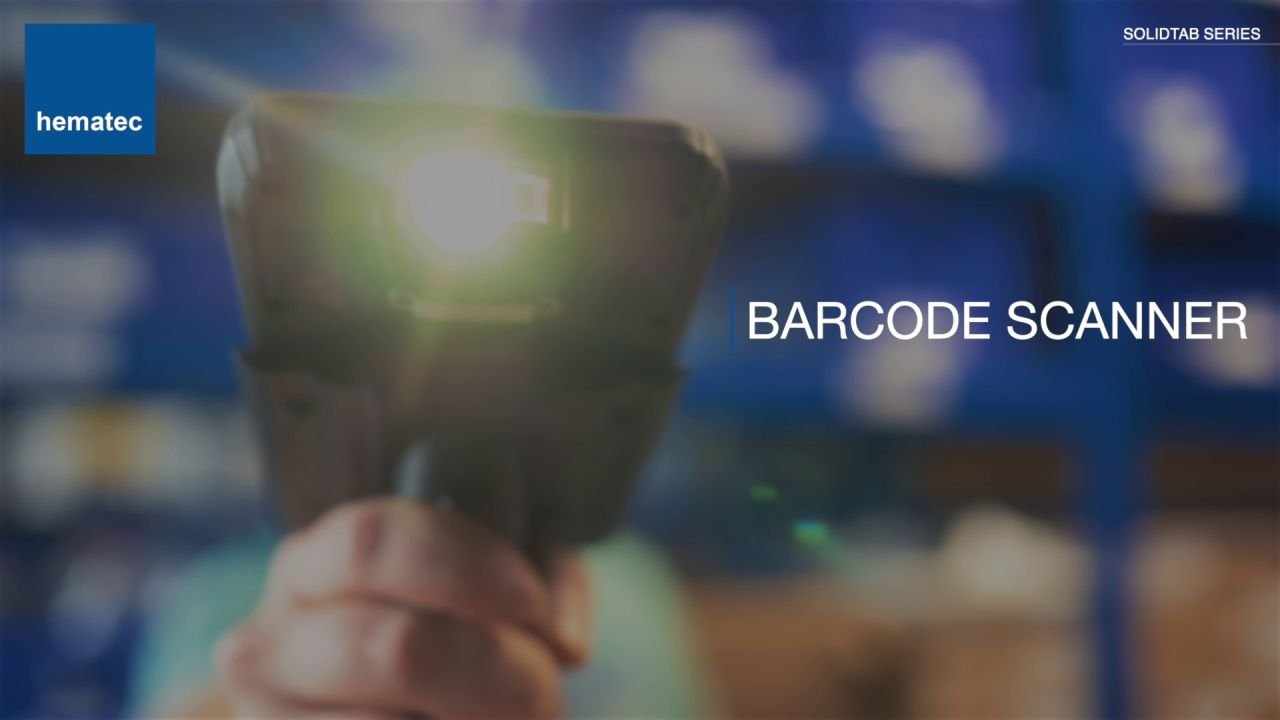 hematec SoldTab-8350-6 Barcodereader