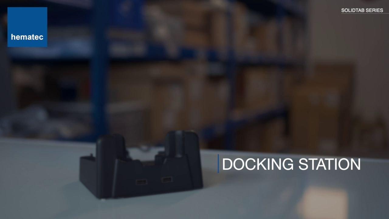 hematec SoldTab-8350-6 dockingstation